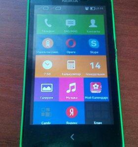 Смартфон Nokia X dual sim, (rm-980)