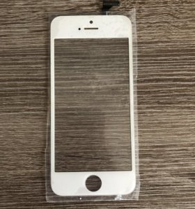 Стекло на iPhone 5