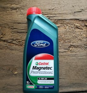 Моторное масло ford castrol 5w20