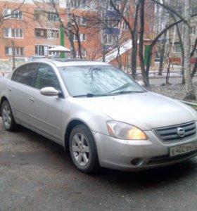 Nissan Altima, 2003