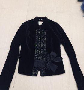 Костюм пиджак и сарафан бархат