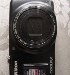 Фотоаппарат nicon coolpix s9500
