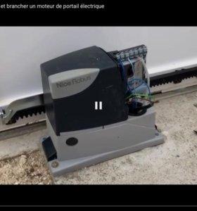 Ремонт автоматических ворот всех типов