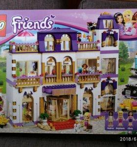Lego friends Grand hotel
