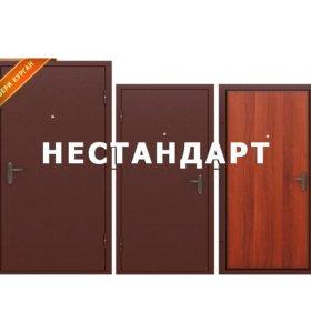 Двери нестандартные!