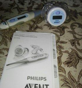 Электронные термометры для малыша