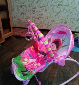 Шезлонг для ребеночка