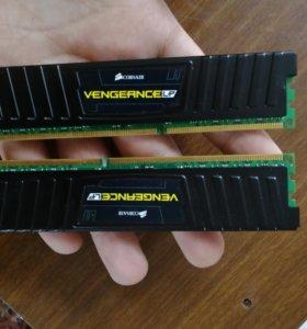 DDR3 Corsair vengeance lp 1600