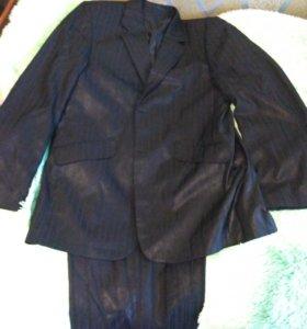 Пиджак,костюм за все 500 рублей