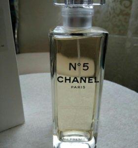 Chanel # 5 eau premiere туалетные духи 150 мл