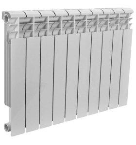 Радиатор алюминиевый ROMMER OPTIMA 500/80