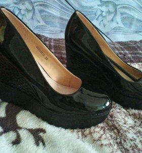 !Новые туфли