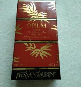 Opium parfum YVES SAINT LAURENT 7,5 ml