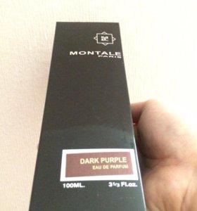 Духи Montale dark purple original