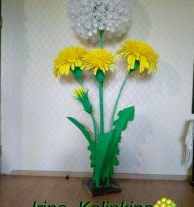 Большие цветы!Кизляр!