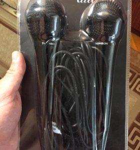 Микрофонах в для караоке