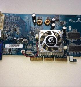 Видеокарта AGP Geforce FX 5500 GPU