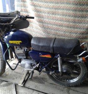 """Продается мотоцикл """"Минск"""""""