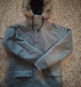 Зимняя Куртка-Аляска Quiksilver