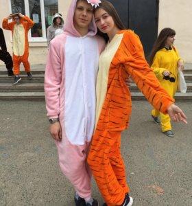Пижама-кигуруми «Тигр»