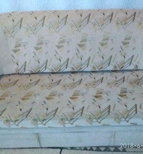 Диван и два кресла (торг)