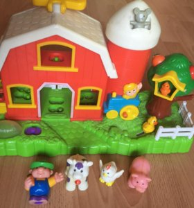 Музыкальная игрушка Kiddieland ферма