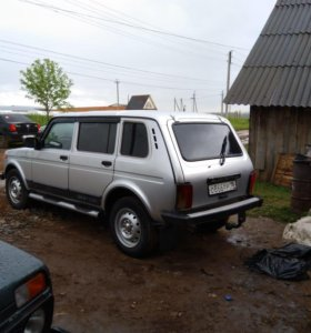 ВАЗ (Lada) 4x4, 2015