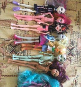 Куклы по 500 рублей каждая