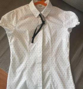 Блузка школьная для девочки