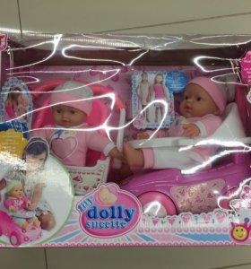 Куклы пупс новые