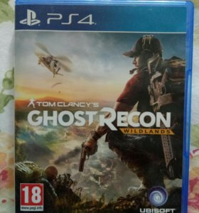 Tom Clansy'c ghost recon wildlands