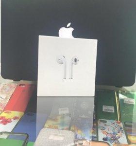 Беспроводные Apple Airpods