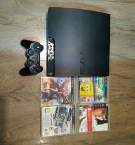 PlayStation 3 Slim 300Gb