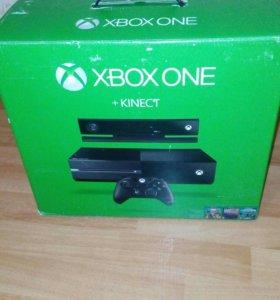 Xbox ONE 500G + kinekt