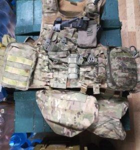 Бронежилет Raptor Warrior Assault System