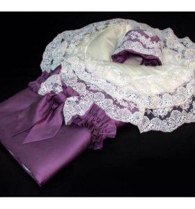 Конверт-одеяло на выписку Versento
