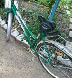 Велосипед дорожный взрослый