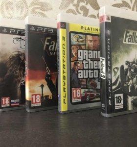 Набор из 5 игр для Playstation 3 [PS3]