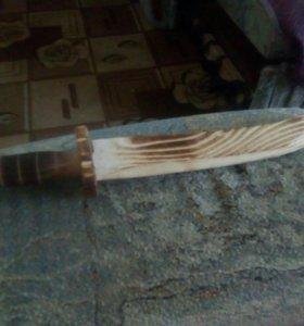 Деревянный нож