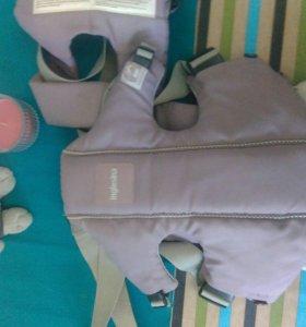 Рюкзак переноска inglesina soft carrierr/front