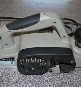 Электрорубанок «Интерскол» Р 110-01