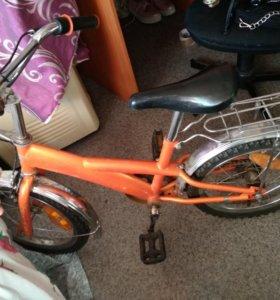 Велосипед бумер (4-8 лет)