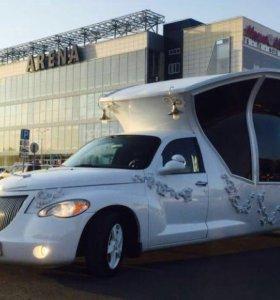 Прокат лимузина-катера