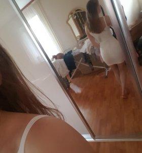Платье бренда Mira Sezar!