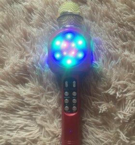 Колонка Караоке Микрофон Hi-fi-Speaker WS-1816