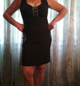 Платье-стрейч