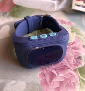 Детские часы телефон