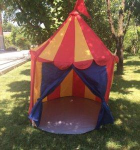 Детская палатка - шатёр из Икея !
