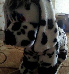 Собака- качалка