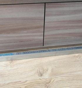 потолочный профиль кнауф 60х27, 3 метра